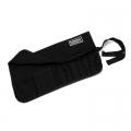 Black Brush Roll - torbica za shranjevanje čopičev